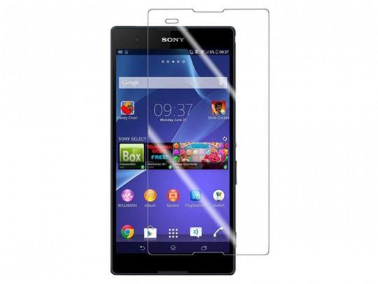 محافظ صفحه نمایش شیشه ای تمپرد مناسب برای گوشی موبایل سونی Xperia t2
