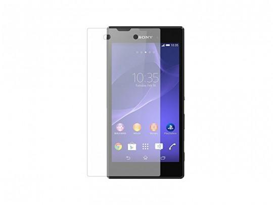 محافظ صفحه نمایش شیشه ای تمپرد مناسب برای گوشی موبایل سونی Xperia E3