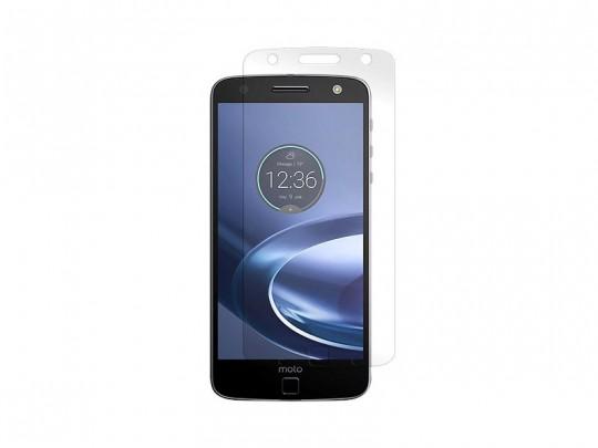 محافظ صفحه نمایش شیشه ای مدل تمپرد مناسب برای گوشی موبایل موتورولا Moto Z