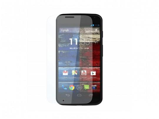 محافظ صفحه نمایش شیشه ای تمپرد مناسب برای گوشی موبایل موتورولا Moto X