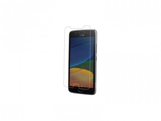 محافظ صفحه نمایش شیشه ای مدل تمپرد مناسب برای گوشی موبایل موتورولا Moto G5