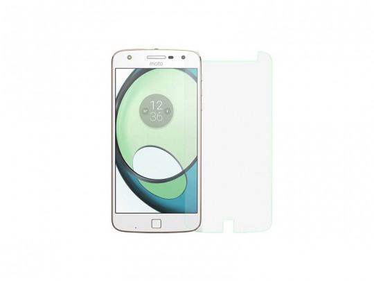 محافظ صفحه نمایش شیشه ای مدل تمپرد مناسب برای گوشی موبایل موتورولا Moto Z Play