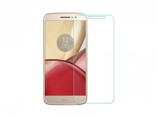 محافظ صفحه نمایش شیشه ای تمپرد مناسب برای گوشی موبایل موتورولا Moto M