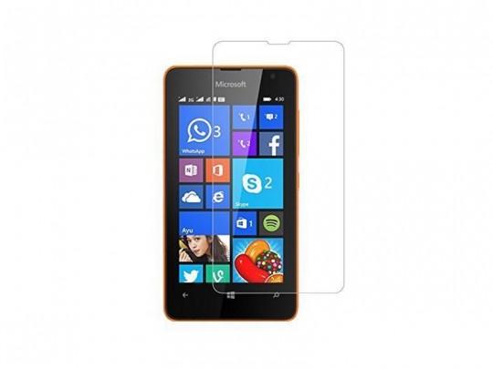 محافظ صفحه نمایش شیشه ای مدل Tempered مناسب برای گوشی موبایل نوکیا 430
