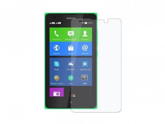 محافظ صفحه نمایش شیشه ای تمپرد مناسب برای گوشی موبایل نوکیا 435