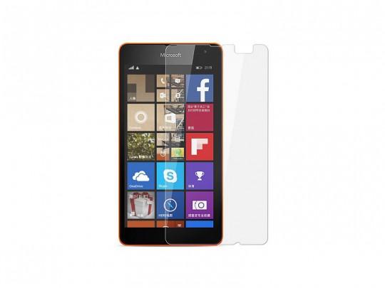 محافظ صفحه نمایش شیشه ای مدل Tempered مناسب برای گوشی موبایل نوکیا 540