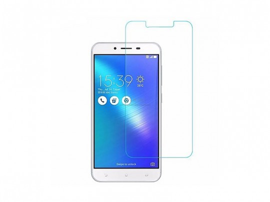 محافظ صفحه نمايش شيشه ای مدل Tempered مناسب برای گوشی موبايل ایسوس Zenfone 3 Max ZC553KL
