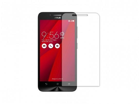 محافظ صفحه نمايش شيشه ای مدل Tempered مناسب برای گوشی موبايل ایسوس Zenfone Go ZB452KG