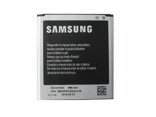 باتری موبایل سامسونگ مدل Galaxy Grand 2 با ظرفیت 2600mAh مناسب برای گوشی موبایل سامسونگ Galaxy Grand 2