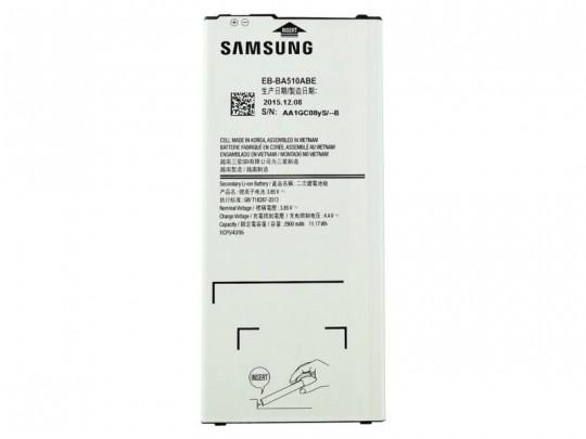 باتری موبایل سامسونگ مدل Galaxy A5 2016 با ظرفیت 2900mAh