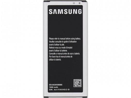 باتری موبایل سامسونگ گالکسی مدل EB-BG850BBE با ظرفیت 1860mAh مناسب برای گوشی موبایل سامسونگ گالکسی Alpha