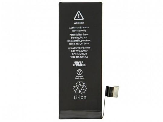 باتری موبایل مدل 0720-616 APN با ظرفیت 1560mAh مناسب برای گوشی موبایل آیفون 5S