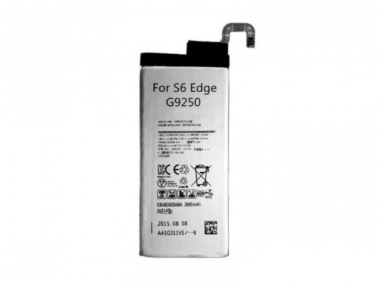 باتری موبایل اورجینال سامسونگ مدل Galaxy S6 Edge با ظرفیت 2600mAh مناسب برای گوشی موبایل سامسونگ Galaxy S6 Edge