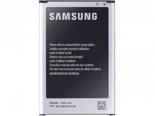 باتری موبایل سامسونگ مدل B800B با ظرفیت 3200mAh مناسب برای گوشی موبایل Galaxy Note 3
