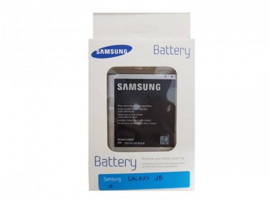 باتری موبایل سامسونگ مدل EB-BG530BBC با ظرفیت 2600 mAh مناسب برای گوشی موبایل J5