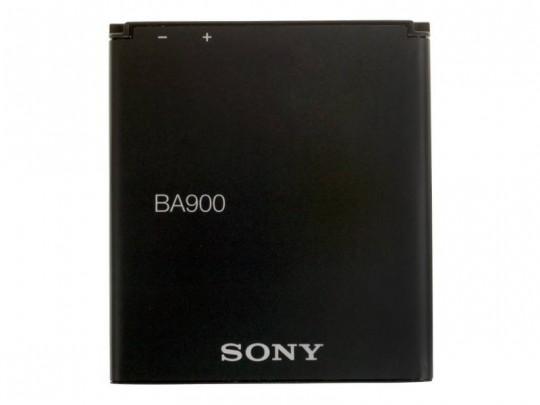 باتری موبایل سونی مدل BA900 با ظرفیت 1700mAh