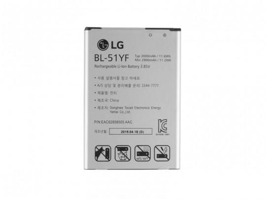 باتری گوشی ال جی مدل BL-51YF مناسب برای گوشی ال جی G4