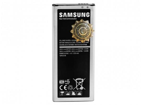باتری موبایل سامسونگ مدل EB-BN910BBE با ظرفیت 3220mAh مناسب برای گوشی موبایل سامسونگ Galaxy Note 4
