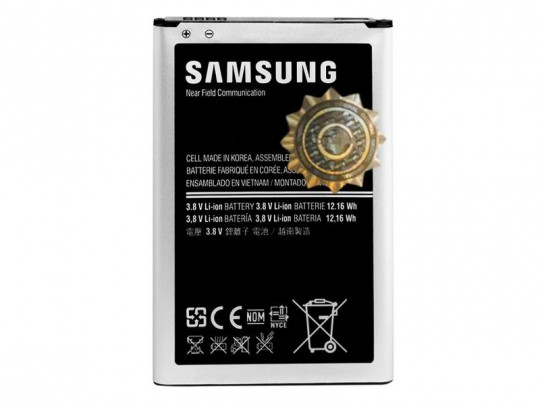 باتری موبایل سامسونگ مدل B800BE با ظرفیت 3200mAh مناسب برای گوشی موبایل سامسونگ Galaxy Note 3