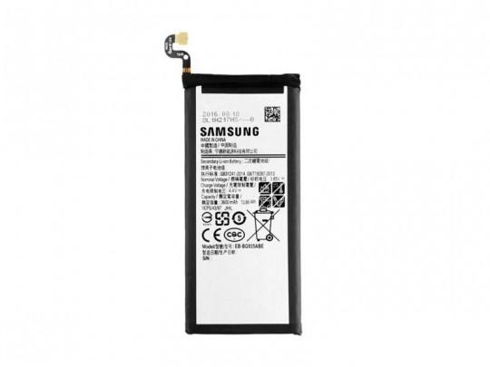 باتری موبایل اورجینال سامسونگ مدل Galaxy S7 Edge با ظرفیت 3600mAh مناسب برای گوشی موبایل سامسونگ Galaxy S7 Edge