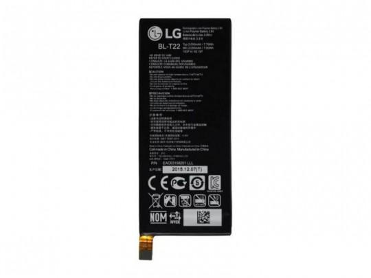 باتری گوشی ال جی مدل BL-T22 مناسب برای گوشی ال جی Zero