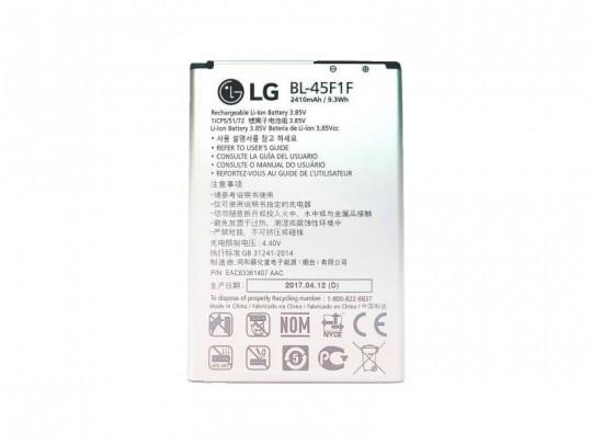 باتری گوشی ال جی مدل BL-45F1F مناسب برای گوشی ال جی K8 2017