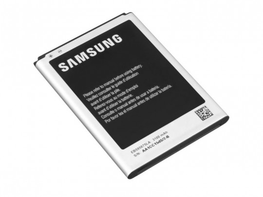 باتری موبایل اورجینال سامسونگ مدل Note 2 با ظرفیت 3100mAh مناسب برای گوشی موبایل سامسونگ Note 2