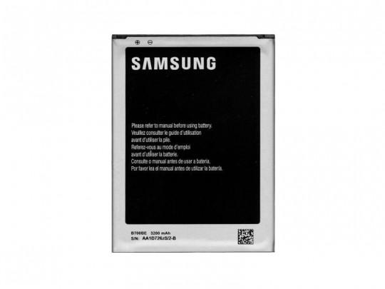 باتری موبایل اورجینال سامسونگ مدل Magna 6.3 با ظرفیت 3200mAh مناسب برای گوشی موبایل سامسونگ Magna 6.3