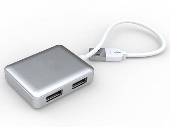 هاب USB 2.0 چهار پورت سایوتیم مدل SY-H20