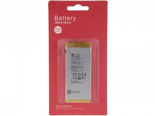 باتری موبایل هوآوی مدل HB3742A0EBC با ظرفیت 2000mAh مناسب برای گوشی موبایل هوآوی G630
