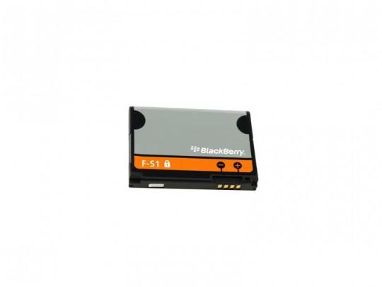 باتری موبایل بلک بری مدل F-S1 با ظرفیت 1270mAh مناسب برای گوشی موبایل بلک بری Torch 9800
