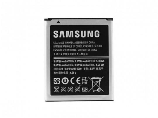 باتری موبایل اورجینال سامسونگ مدل Galaxy Star با ظرفیت 1200mAh مناسب برای گوشی موبایل سامسونگ Galaxy Star
