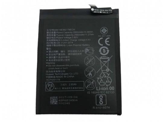 باتری موبایل هوآوی مدل HB336179ECW با ظرفیت 2950mAh مناسب برای گوشی موبایل هوآوی NOVA 2