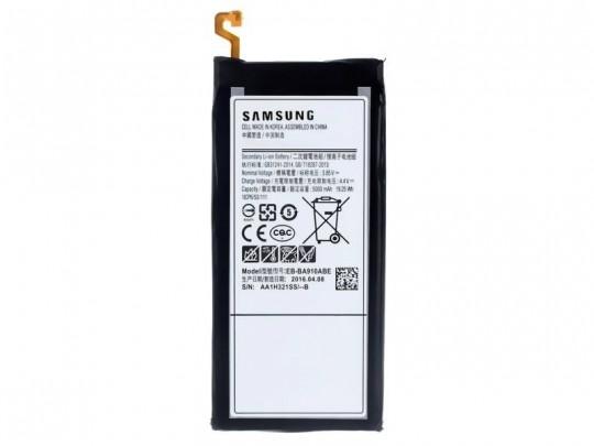 باتری موبایل سامسونگ مدل EB-BA910ABE با ظرفیت 5000mAh مناسب برای گوشی موبایل سامسونگ Galaxy A910/A9 Plus