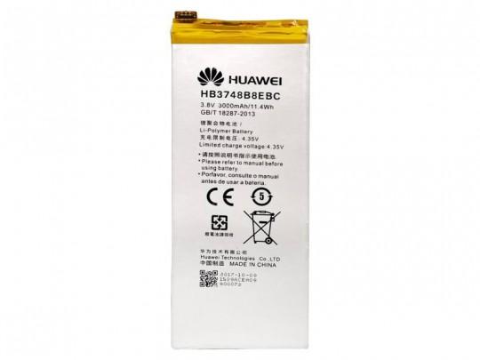 باتری موبایل هوآوی مدل HB3748B8EBC با ظرفیت 3000mAh مناسب برای گوشی موبایل هوآوی Ascend G7