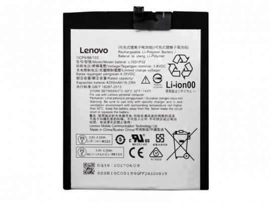 باتری موبایل لنوو مدل L15D1P32 با ظرفیت 4250mAh مناسب برای گوشی موبایل لنوو Phab