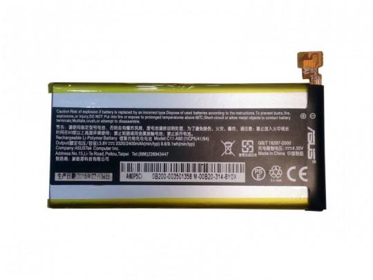 باتری موبایل ایسوس مدل C11-A80 با ظرفیت 2400mAh مناسب برای گوشی موبایل ایسوس PadFone Infinity A80