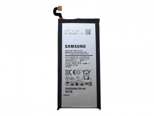 باتری موبایل سامسونگ مدل EB-BG920ABA مناسب برای موبایل سامسونگ Galaxy S6 با ظرفیت 2550 میلی آمپر