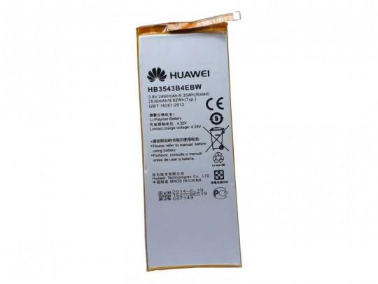 باتری موبایل هوآوی مدل HB3543B4EBW مناسب برای گوشی هوآوی Ascend P7