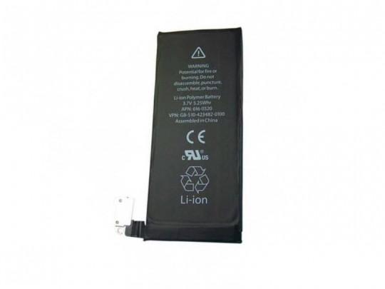 باتری موبایل مدل0512-616 APN با ظرفیت 1420mAh مناسب برای گوشی موبایل آیفون 4