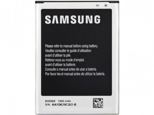 باتری موبایل سامسونگ گالکسی مدل B500BE با ظرفیت 1900mAh مناسب برای گوشی موبایل سامسونگ S4 Mini