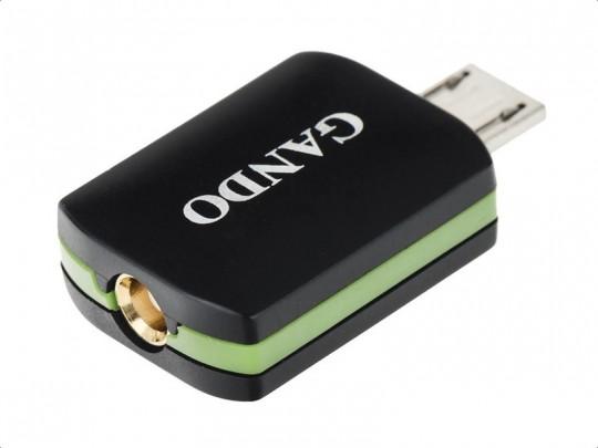 گیرنده دیجیتال موبایل | گیرنده دیجیتال همراه گاندو مدل Pad TV GN-PT666