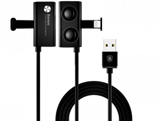 کابل تبدیل USB به لایتنینگ بیسوس مدل Baseus Suction Cup Mobile Game Cable