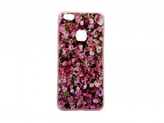 کاور محافظ طرح بلکین مدل گلهای برجسته مناسب برای گوشی هوآویP10 Lite