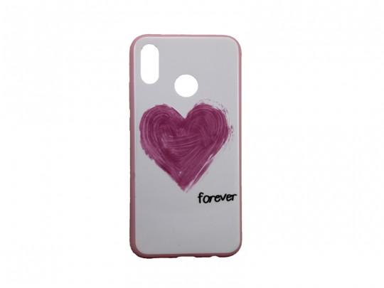 کاور محافظ طرح بلکین مدل love forever مناسب برای گوشی هوآویNova 3e
