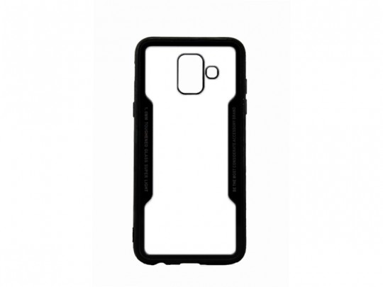 کاور مدل Clear مناسب برای گوشی سامسونگ A6 2018