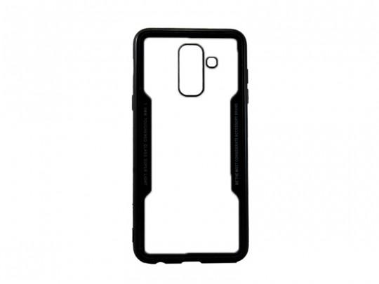 کاور مدل Clear مناسب برای گوشی سامسونگ A6 plus 2018