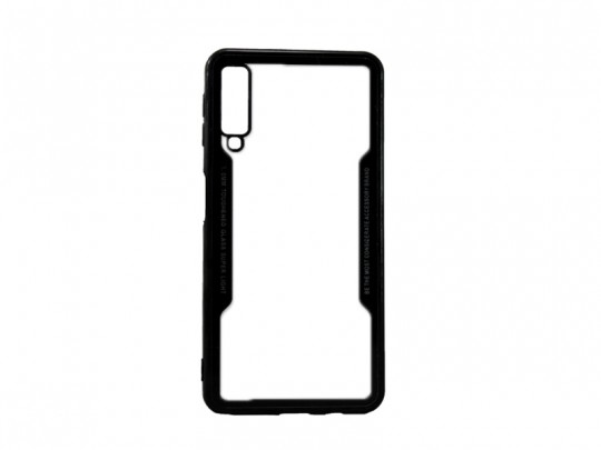 کاور مدل Clear مناسب برای گوشی سامسونگ A7 2018