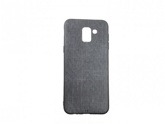کاور پارچه ایی طرح جین مناسب برای گوشی موبایل سامسونگ J6