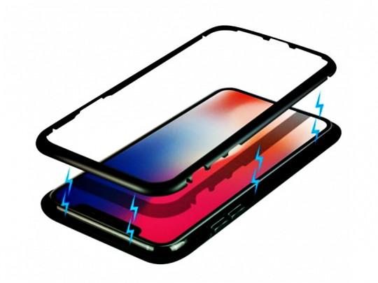 کاور مگنتی مدل بوریس مناسب برای گوشی موبایل آیفون Xs/X